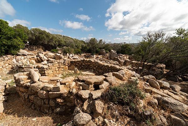 sito archeologico Lu Brandali