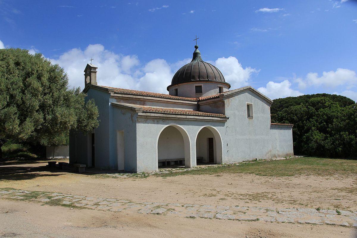 Santa Teresa Gallura Chiesa della Madonna del Buoncammino