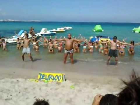 Lido quattro Mori nella spiaggia a La Marmorata di Santa Teresa Gallura