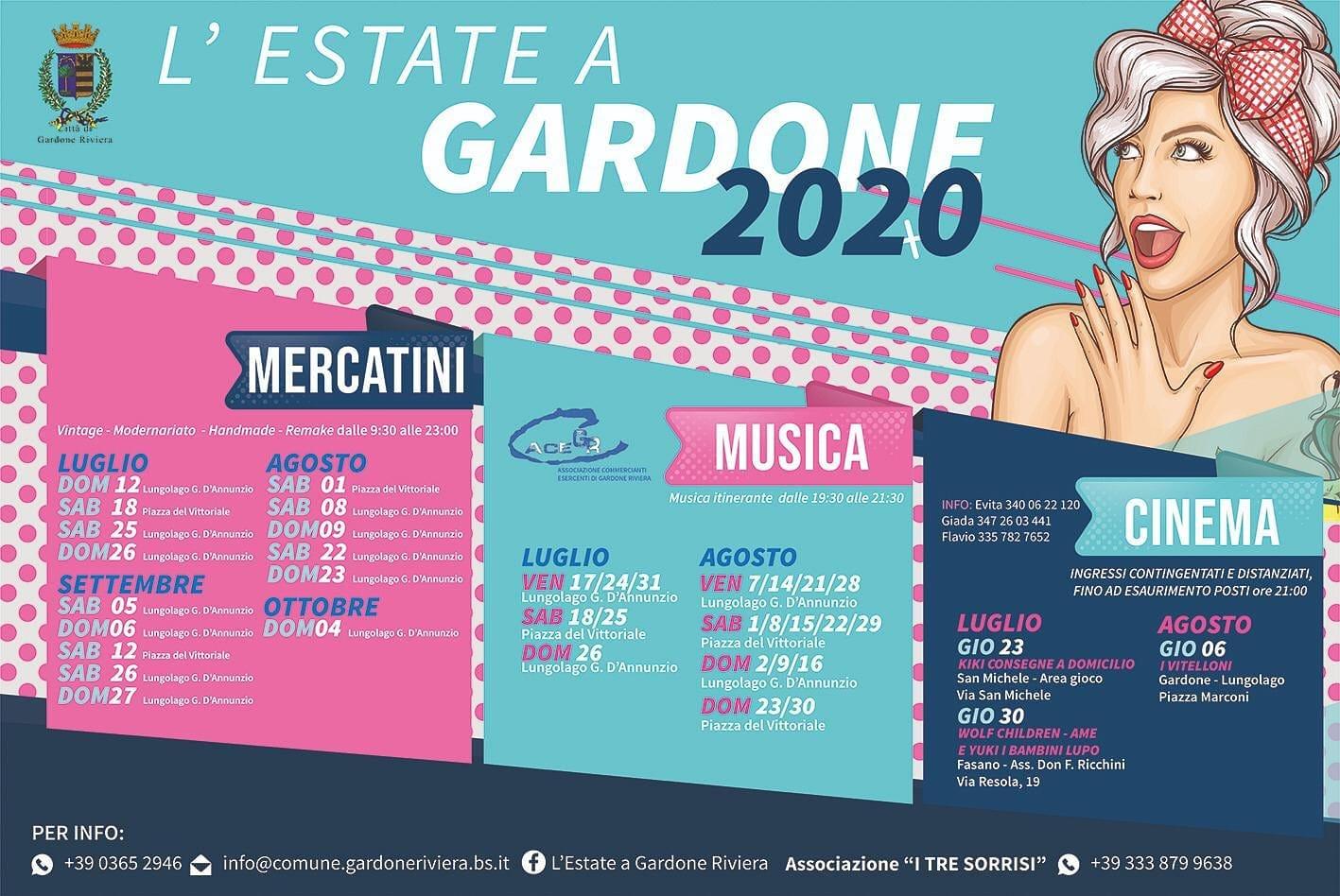 estate 2020 Gardone Riviera